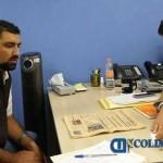 Alcalde de Cuauhtémoc viajó a la ciudad de México para gestionar recursos